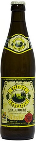 Krnes Eifeler Landbier - Zwickel/Keller/Landbier