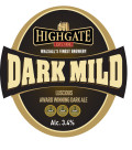 Highgate Dark Mild - Mild Ale