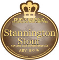 Crown Stannington Stout - Stout
