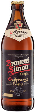 Brauerei Simon Schwarze Kuni Dunkler Weizenbock - Weizen Bock