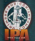 Rubicon India Pale Ale - India Pale Ale &#40;IPA&#41;