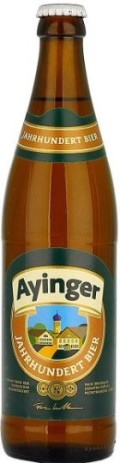 Ayinger Jahrhundert - Dortmunder/Helles