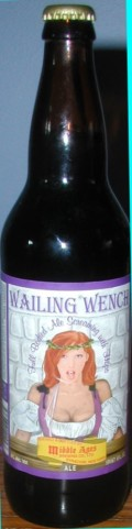 Middle Ages Wailing Wench - Imperial/Double IPA