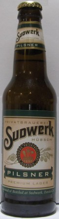 Sudwerk Pilsner - Pilsener