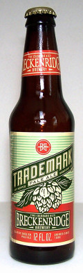 Breckenridge Trademark Pale Ale - American Pale Ale