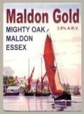Mighty Oak Maldon Gold - Golden Ale/Blond Ale