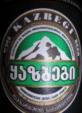 Kazbegi Lager - Pale Lager