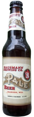 Grays Hausmann Ale - Golden Ale/Blond Ale