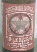 Starr Hill The Love - German Hefeweizen