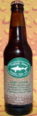 Dogfish Head Shelter Pale Ale - American Pale Ale