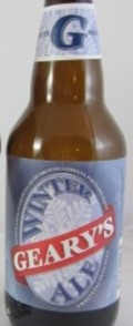 Gearys Winter Ale - India Pale Ale &#40;IPA&#41;