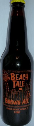 Dunedin Beach Tale Brown Ale - Brown Ale