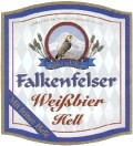Falkenfelser Premium Weissbier Hell - German Hefeweizen