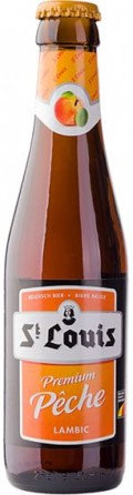 St. Louis Premium Peche - Lambic - Fruit