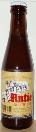 Deca Antiek Super 5 Blond - Belgian Ale