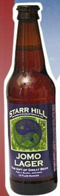 Starr Hill Jomo Lager - Amber Lager/Vienna