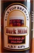 Bank Top Dark Mild - Mild Ale