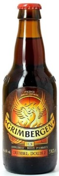 Grimbergen Cuve Ambre / Double &#40;Dubbel&#41; - Abbey Dubbel