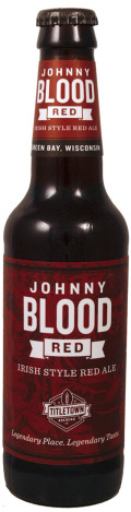 Titletown Johnny Blood Red Ale - Amber Ale