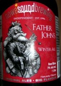 Howe Sound Father Johns Winter/Christmas Ale  - Spice/Herb/Vegetable