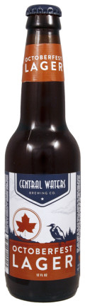 Central Waters Brewers Reserve Octoberfest - Oktoberfest/Mrzen