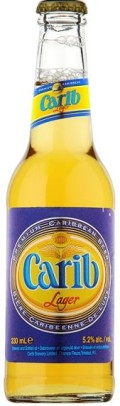 Carib Lager - Pale Lager