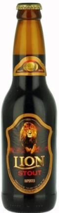 Lion Stout - Foreign Stout