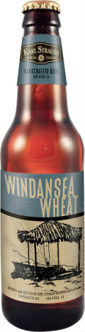 Karl Strauss Windansea Wheat - German Hefeweizen