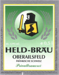 Held Bru Pils - Pilsener
