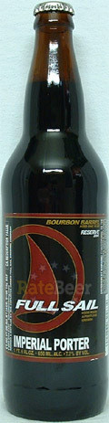 Full Sail Imperial Porter Bourbon Barrel Aged - Imperial/Strong Porter
