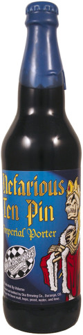 SKA Nefarious Ten Pin Imperial Porter - Imperial/Strong Porter
