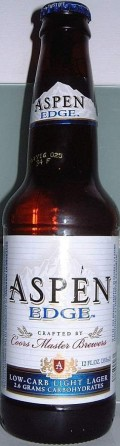 Coors Aspen Edge - Pale Lager
