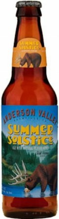 Anderson Valley Summer Solstice - Wheat Ale