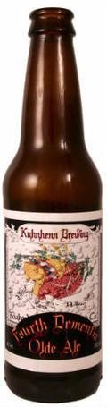 Kuhnhenn Fourth Dementia Old Ale - Old Ale