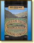 Anderson Valley Deep Enders Dark Porter - Porter