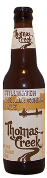 Thomas Creek Stillwater Vanilla Cream Ale - Cream Ale