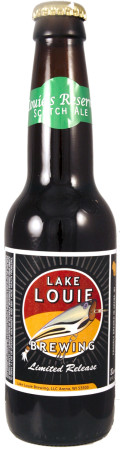 Lake Louie Louies Reserve Scotch Ale - Scotch Ale