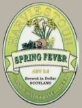 Harviestoun Spring Fever  - Golden Ale/Blond Ale