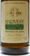 J.W. Lees Harvest Ale &#40;Calvados&#41;  - Barley Wine