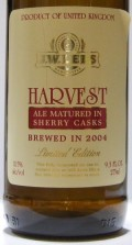 J.W. Lees Harvest Ale &#40;Sherry&#41; - Barley Wine