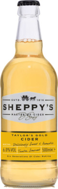 Sheppy�s Taylor�s Gold Cider (Bottle) - Cider