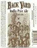 Cooperstown Back Yard IPA - India Pale Ale (IPA)