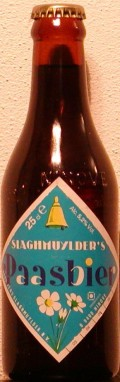 Slaghmuylder Paasbier - Pale Lager