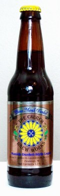 Church Brew Pious Monk Dunkel - Dunkel/Tmav