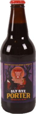 Yazoo Sly Rye Porter - Porter
