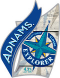 Adnams Explorer (Cask) - Golden Ale/Blond Ale