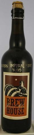 Fitgers Edmund Imperial Stout (Bourbon Barrel) - Imperial Stout