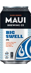 Maui Brewing Big Swell IPA - India Pale Ale &#40;IPA&#41;