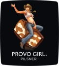 Squatters Provo Girl Pilsner - Pilsener