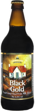Cairngorm Black Gold (Bottle) - Stout